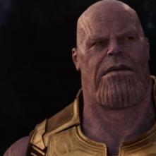 Avengers: Infinity War - Thanos in un'immagine del primo trailer