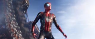 Avengers: Infinity War - Spider-Man in un'immagine del primo trailer