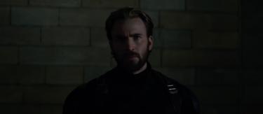 Avengers: Infinity War - Chris Evans in un'immagine del primo trailer