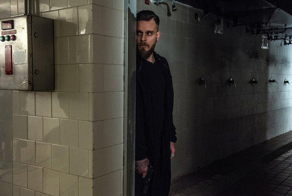 Arturo Muselli nella terza stagione di Gomorra (sesto episodio)