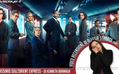Assassinio sull'Orient Express - Video Recensione