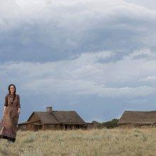Godless: Michelle Dockery in una foto della serie