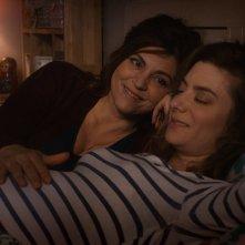 50 primavere: Agnès Jaoui e Sarah Suco in una scena del film