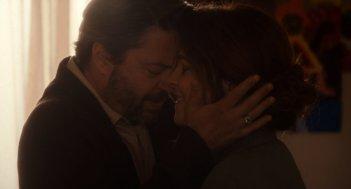 50 primavere: Agnès Jaoui e Thibault de Montalembert in una scena del film