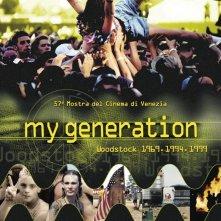 Locandina di My Generation