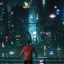 Altered Carbon: una foto della serie Netflix