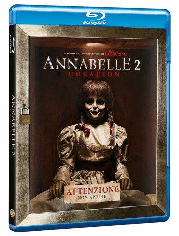 IL blu-ray di Annabelle 2
