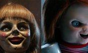 Le bambole uccidono anche in homevideo: Annabelle 2 Creation e Il Culto di Chucky