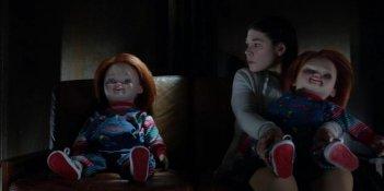 Una scena de Il culto di Chucky