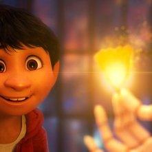 Coco: un'immagine del film animato