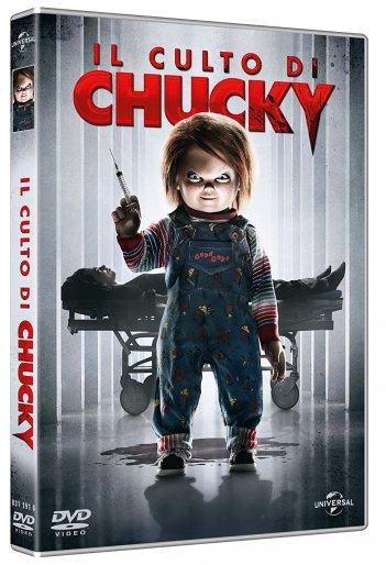 Il DVD di Il culto di Chucky