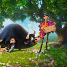 Ferdinand: un'immagine tratta dal film d'animazione