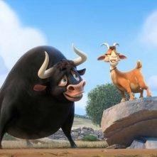 Ferdinand: una scena del film d'animazione