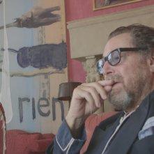 L'arte viva di Julian Schnabel: Schnabel in un momento del documentario
