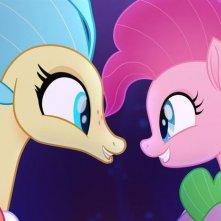 My Little Pony: Il film, un'immagine tratta dal film d'animazione