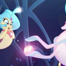 My Little Pony: Il film, un momento del film d'animazione