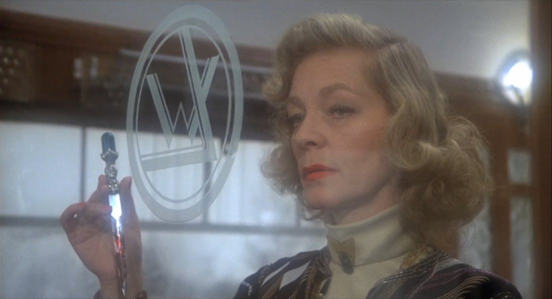 Murder On The Orient Express Bacall 1974