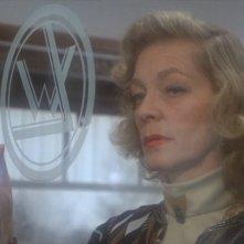 Assassinio sull'Orient Express: un primo piano di Lauren Bacall