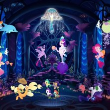 My Little Pony: Il film, un'immagine del film animato