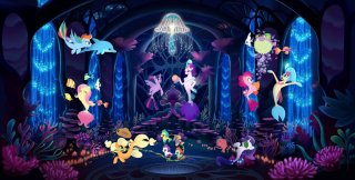 My Little Pony: Il film, un'immagine del film animato