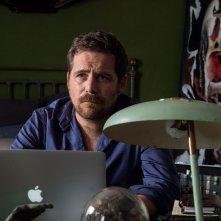 Napoli velata: Biagio Forestieri in un momento del film