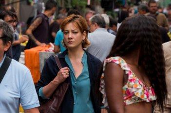 Napoli velata: Giovanna Mezzogiorno in un momento del film