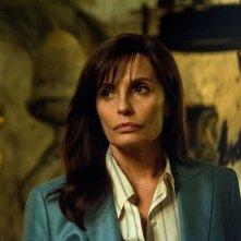 Napoli velata: Isabella Ferrari in un momento del film