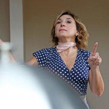 Natale da chef: Barbara Foria in una scena del film