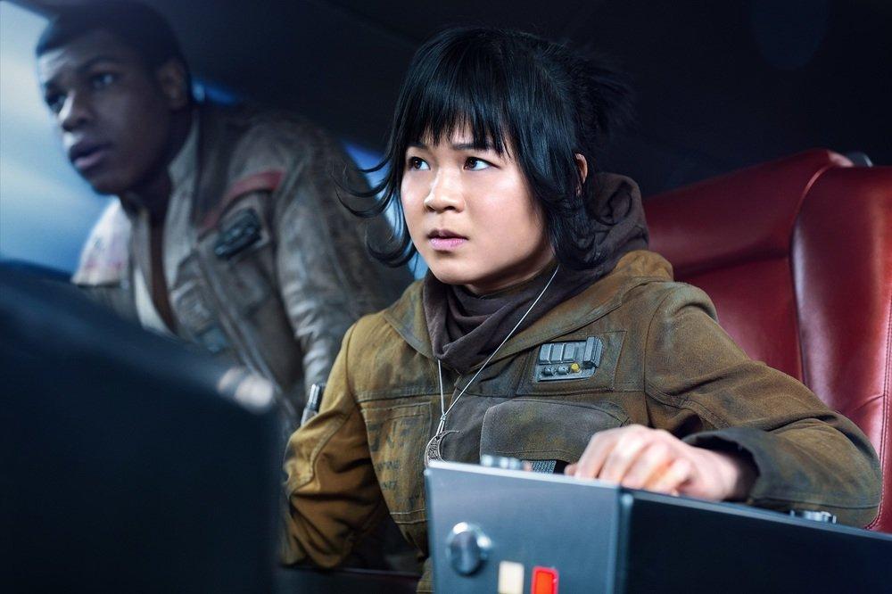 Star Wars John Boyega Kelly Marie Tran Immagine