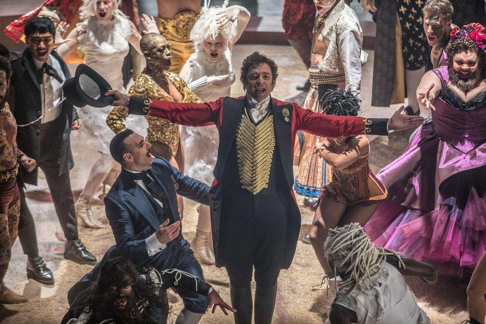The Greatest Showman: Hugh Jackman in una foto del film