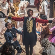 The Greatest Showman: Hugh Jackman in una foto del film