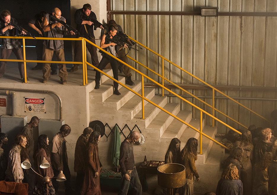The Walking Dead Episode 807 Regina Dinwiddie 935