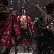 The Greatest Showman: Hugh Jackman in una scena del film