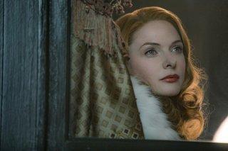 The Greatest Showman: Rebecca Ferguson in una scena del film