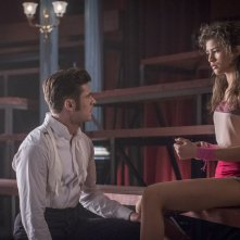 The Greatest Showman: Zac Efron e Zendaya in una scena del film