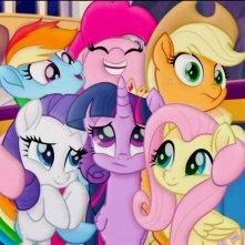 My Little Pony: Il Film, una foto delle protagoniste