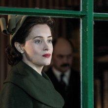 The Crown: Claire Foy in un'immagine della seconda stagione