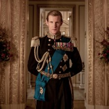 The Crown: Matt Smith in un momento della seconda stagione