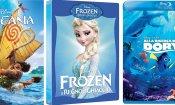 Offerta Amazon fino al 31 dicembre: 5 classici Disney e Pixar a scelta per soli 40 euro