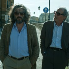 Il giocatore invisibile: Luca Lionello e Lorenzo Alessandri in una scena del film