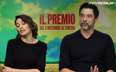 Il Premio: Intervista ad Alessandro Gassmann e Anna Foglietta