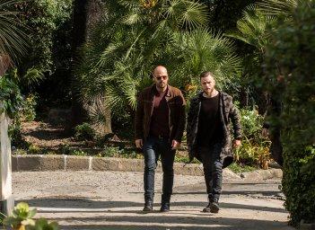 Gomorra 3: Marco D'Amore con Arturo Muselli nell'episodio 7
