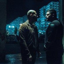 Gomorra 3: faccia e faccia tra Marco D'Amore e Salvatore Esposito nell'episodio 7