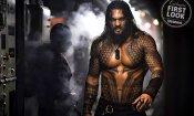 Aquaman: nuovi dettagli sul film e una foto inedita di Jason Momoa