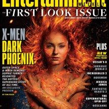 Dark Phoenix: la copertina di EW