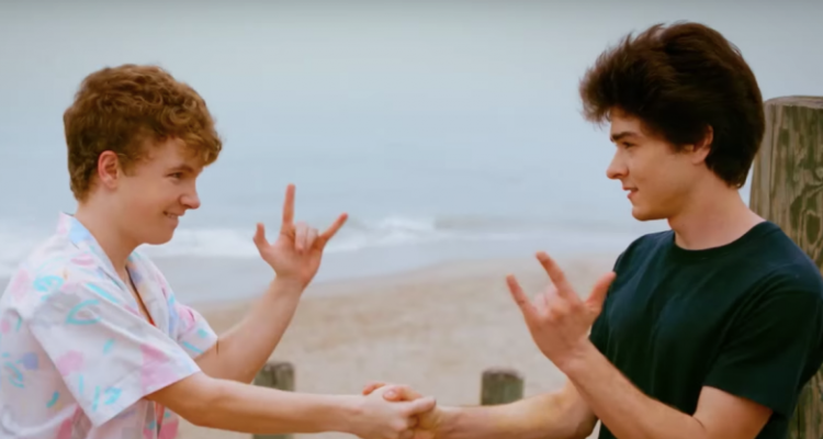 A Tale of Two Coreys: la vita di Corey Feldman e Corey Haim diventa un film tv