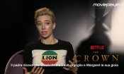 The Crown 2: Video intervista a Vanessa Kirby