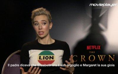 The Crown 2: Video intervista a Vanessa Kirby