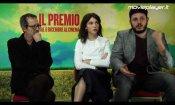 """Il premio, Rocco Papaleo: """"Il mio guru è Erri De Luca"""""""