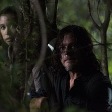 The Walking Dead: Norman Reedus nell'episodio E' così che deve essere
